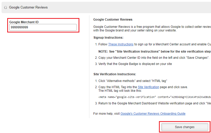 how to add google review