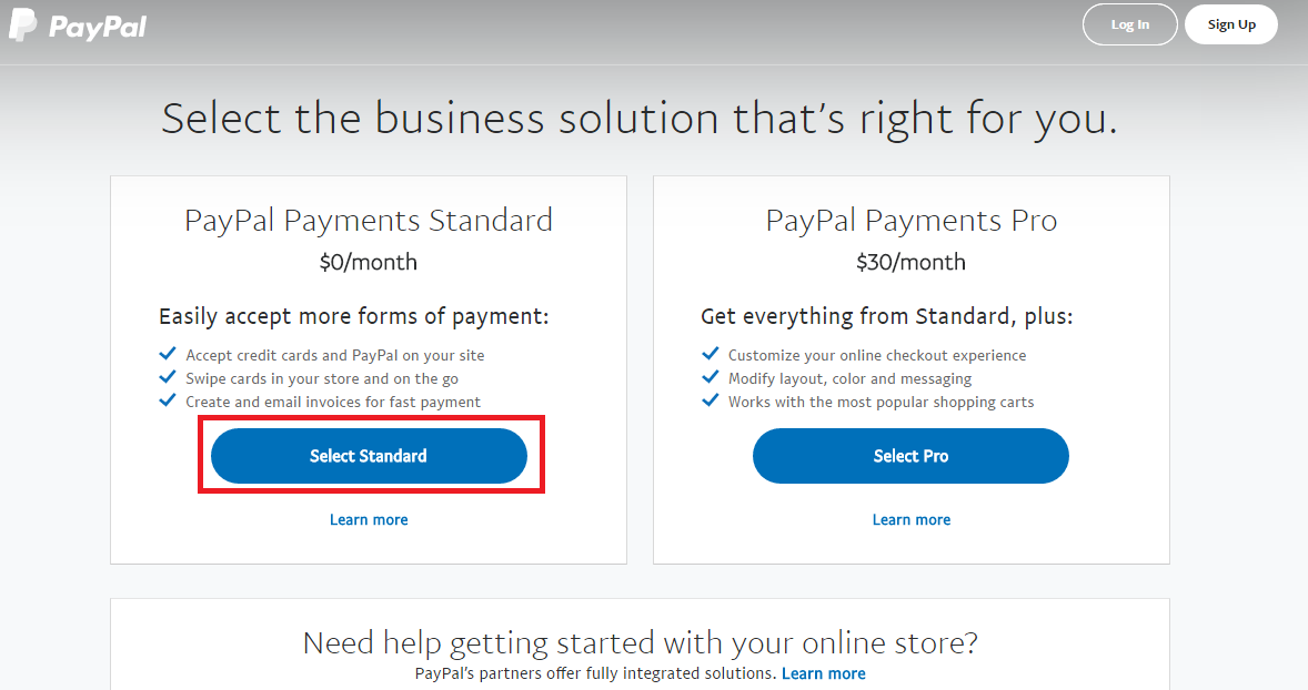How to Open A PayPal Business Account (for eBay) – RevolutionParts ...