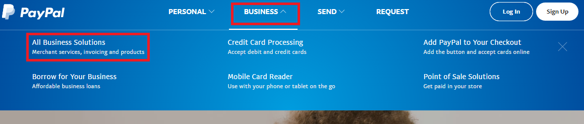 How to Open A PayPal Business Account (for eBay) – RevolutionParts, Inc